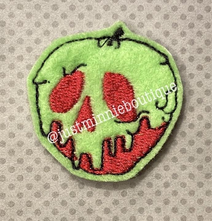 Poison Apple FELTIE 4 pc set UNCUT
