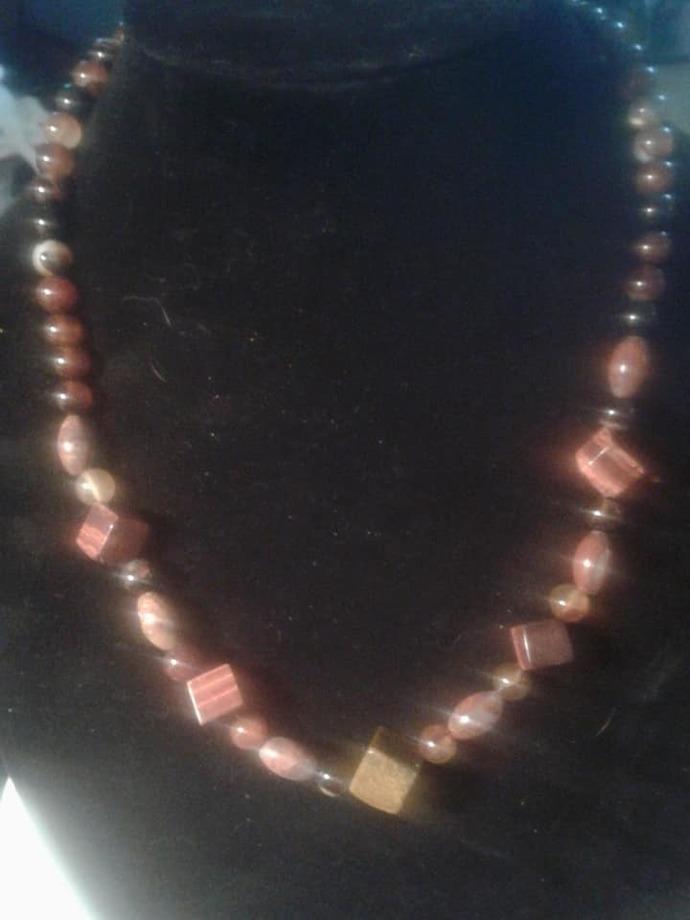 Dream Agate Necklace