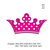 Crown applique embroidery design,Crown embroidery pattern,mini Crown embroidery
