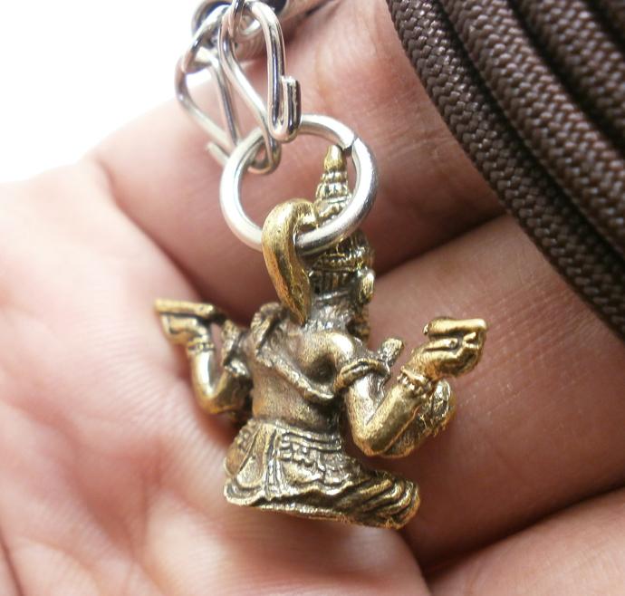 Lord Ganesh Ganesha ganapati vinayaka God of Success Wisdom cross Obstacles real