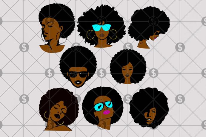 Black girl svg bundles, 23 svg bundles,black lives matter, afro svg, melanin