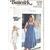 Butterick 5370 Misses Tent Dress, Sundress 70s Vintage Sewing Pattern Size 14