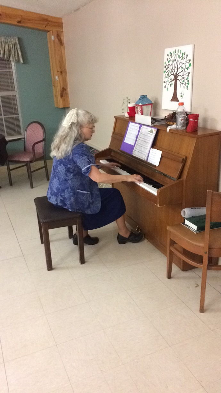 Amazing Grace - Piano Congregational