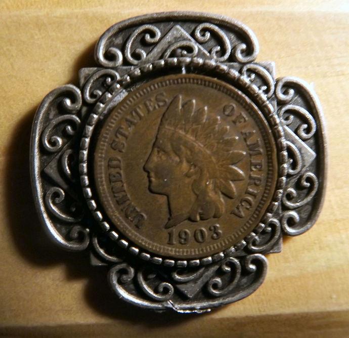 1 - Indian Head Penny Box