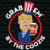 Grab em by the coozie, donald trump svg, red white and boozed, uncle sam hat,