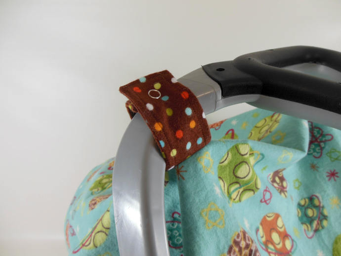 FALL SALE 25% OFF Planet Baby Car Seat Canopy, Planet Baby Car Seat Cover, Plant