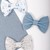 Winter Blues Collection - Avery Bow - Heimal