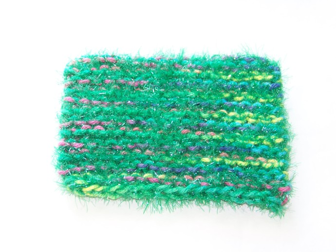 Green Variegated Scrubby