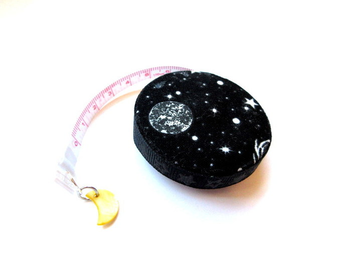Tape Measure Night Sky Small Retractable Tape Measure