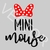 Mini Mouse Mickey Minnie Graphics SVG Dxf EPS Png Cdr Ai Pdf Vector Art Clipart