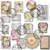Old Meets New Springtime Printable Junk Journal Kit Scrapbook