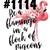 Waterslides Flocking Flamingos #1112 - #1117 Laser Printed