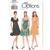 Vogue 8935 Misses Dress, Sundress 90s Vintage Sewing Pattern Size 8, 10, 12