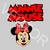 Minnie Mouse Graphics SVG Dxf EPS Png Cdr Ai Pdf Vector Art Clipart instant