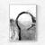 Minimalist Art Print, Black and White Artwork, Modern Art, Printable Wall Art,