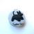 Measuring Tape Black Scottie Dogs Small RetractableTape Measure