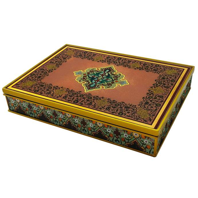 Decorative Jewelry Box for Women and Girls, Perfect Gift for Valentines Day -