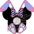 Mouse Bunny 1a-Easter-Digital ClipArt-Art Clip-Gift