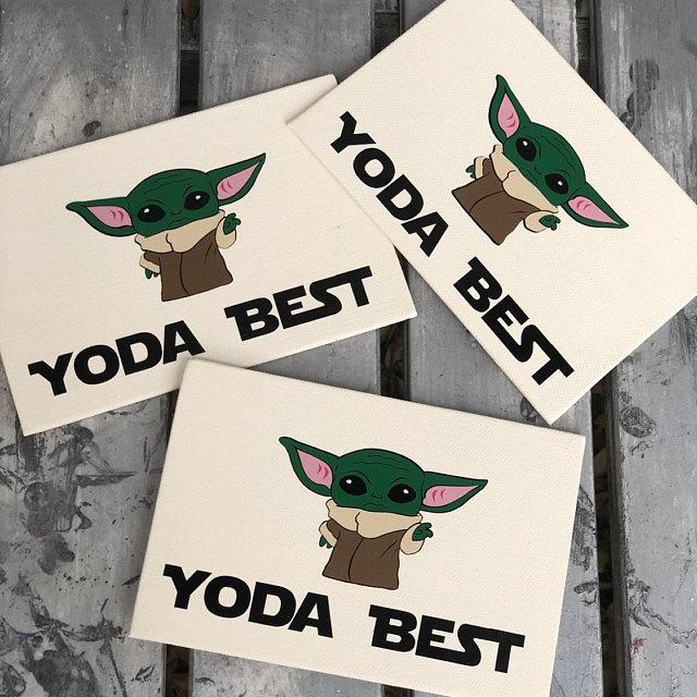 Baby yoda svg, mandalorían svg, eps, dxf & png files bundle, printable baby yoda