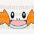 Mudkip SVG files, Mudkip face svg, eps, dxf files for cricut, Cutting machines,