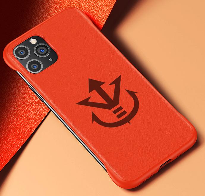 Dragonball Vegeta Saiyan Royal Crest Iphone 11 / 11 PRO / 11 PRO MAX / X / XS /