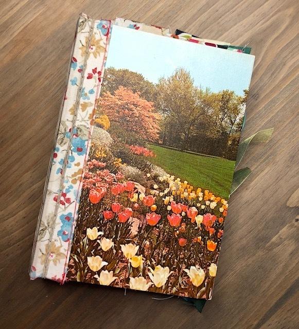 Large Vintage Cover Journal