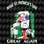 Make St Patricks Day Great Again Trump Funny SVG DXF JPEG Pdf Cut file Cricut