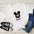 Mickey Mouse SVG, Mickey SVG, Minnie, Mickey Pirate, Mickey Head, Minnie Head,