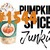 "Waterslides ""Pumpkin Spice"" Laser Printed"