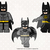 Batman toy SVG files, Ironman svg, eps, dxf files for cricut, Cutting machines,