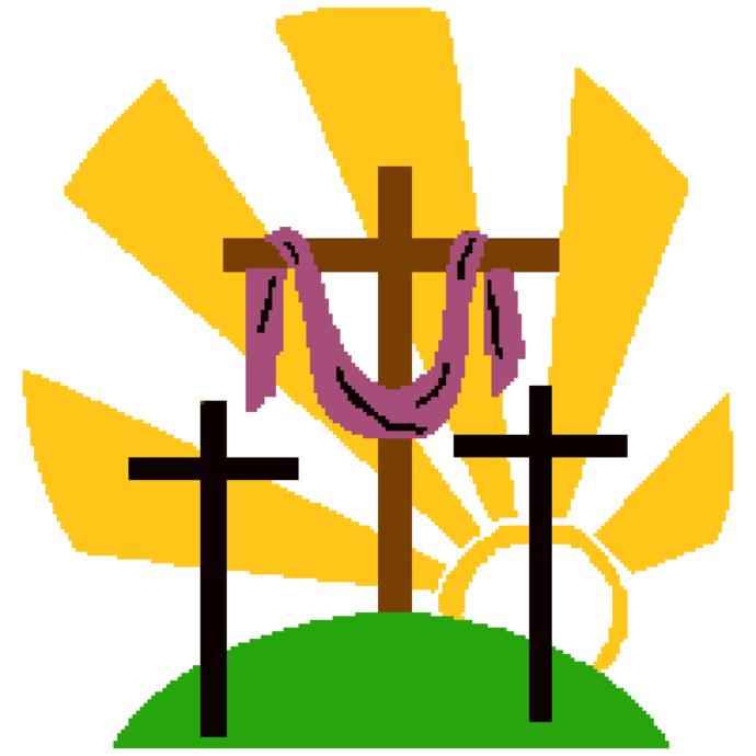 Calvary Hill , 3 Crosses