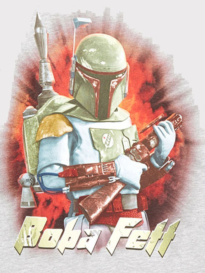 Bounty Hunter Boba Fett Cross Stitch Pattern***LOOK***X***INSTANT DOWNLOAD***