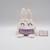 Bunny Pouch/Drawstring Bag- Crochet Pattern