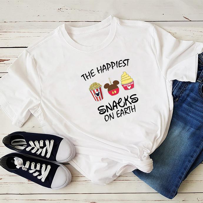 The Happiest Snacks On Earth, disney, disneyland, disney world, disney