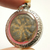Dharmachakra the wheel of Dharma chakra Antique 1930s Lord Buddha blessing for