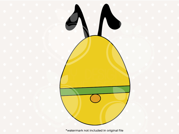 Pluto Easter egg svg, dxf, eps, png files, Clipart, cut files, Easter egg svg