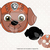 Paw patrol svg, Zuma Face svg, Paw patrol birthday printabes, cut files, dxf,