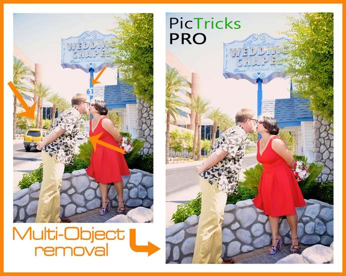 Multi-Object Removal + Photo editing [ Photoshop / Photo editing / Photo