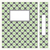 Printable Binder Covers & Spines_Black & Green
