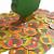 Kawaii Hedgehog Thank You Stickers - On Texture Pa