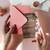 Rustic Wedding Template, Editable Template - Instant Download, Pink wood Wedding