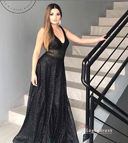 Sparkling Empire Rose Gold Prom Gown 8002335