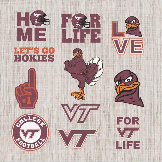 Virginia Tech Hokies svg, hokies Fans, Tech Hokies Logo, Hokies svg, Virginia