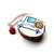 Tape Measure Ice Cream Truck Retractable Small Measuring Tape