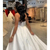 Lace Stain Women Wedding Jumpsuit with Removable Skirt 2020 Strapless Bride