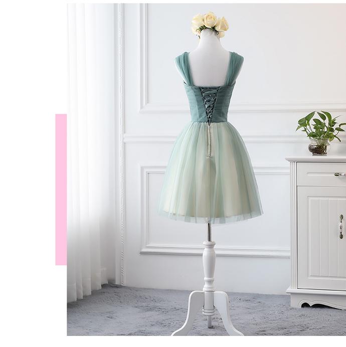 short bridesmaid dresses 2020 sage green a line cheap wedding guest dresses