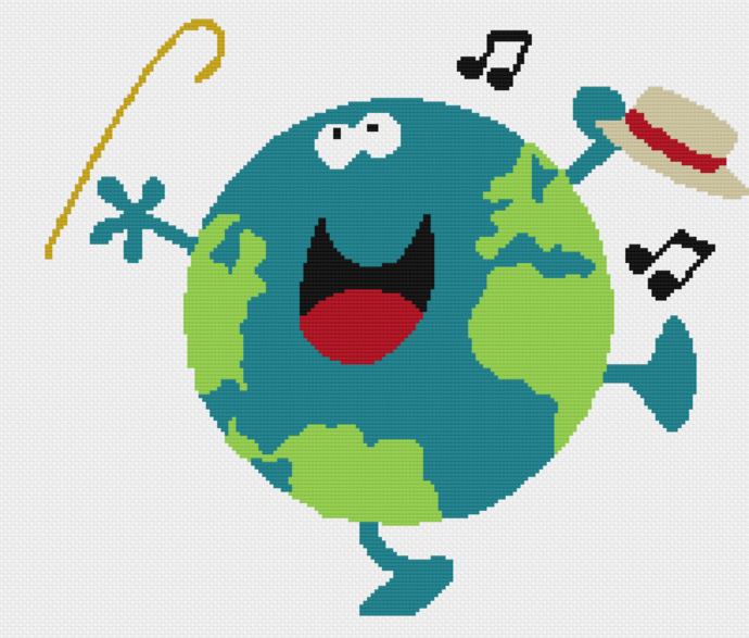 Dancing World