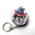 Key Chain Tape Measure Dogs Small Retractable Measuring Tape