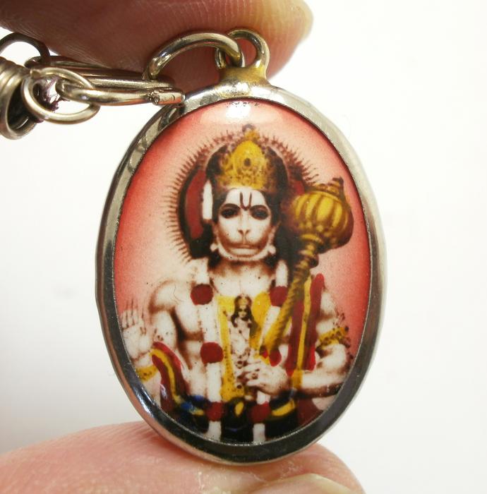 Lord Hanuman Monkey King devotees of God Rama Ramayana Hanumaan Hindu Om Aom