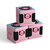 50s Sock Hop Party Favor Box, Instant Download, Printable Mini Record Player
